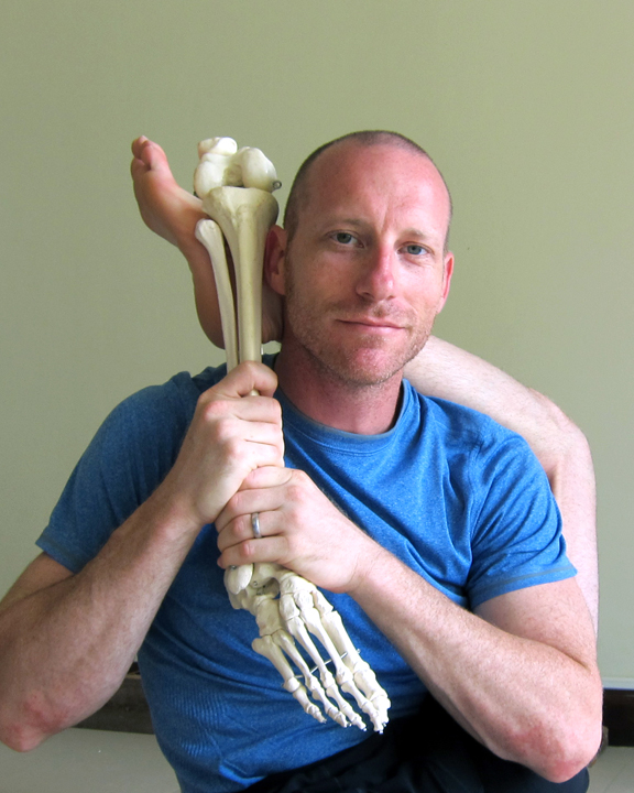 David Keil - Presenter of Anatomy for Yoga practitioners and teachers