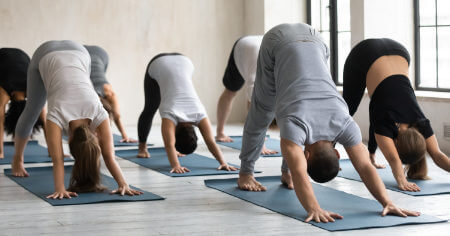 """Featured image for """"Your Shoulders In Downward Facing Dog"""""""