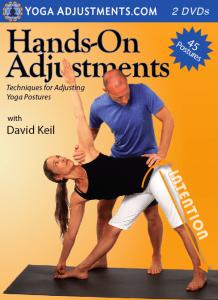 yoga adjustment DVD
