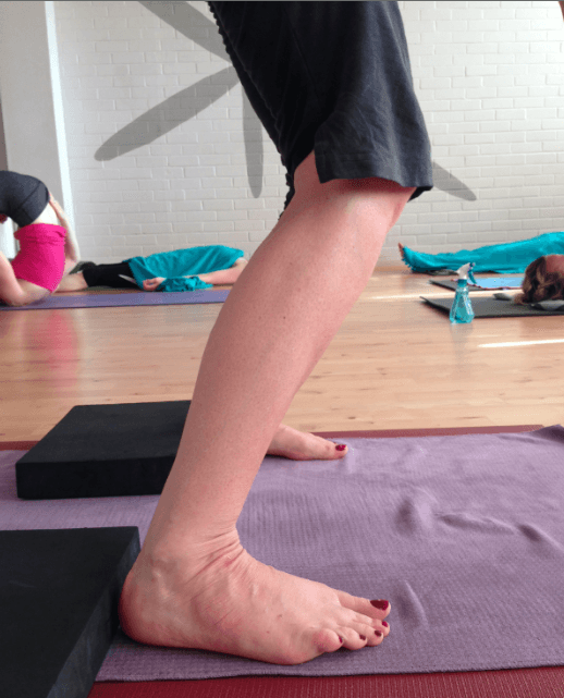 Turning Your Feet Out When Doing A Yoga Drop Back Get Tips