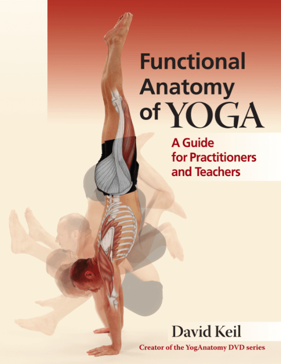 functional anatomy of yoga book