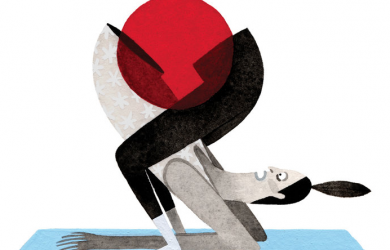 new york times women's flexibility in yoga
