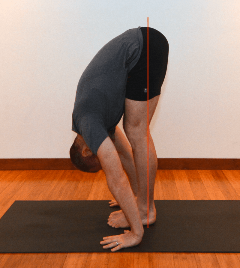 "Featured image for ""Sun Salutations – Part 3 – The Forward Fold"""