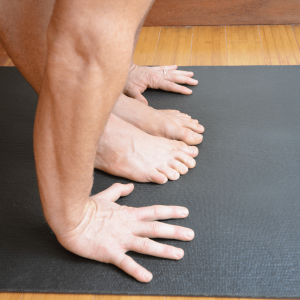 sun salutations yoga anatomy finger alignment