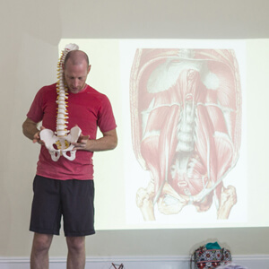 The Anatomy of Breath Workshop