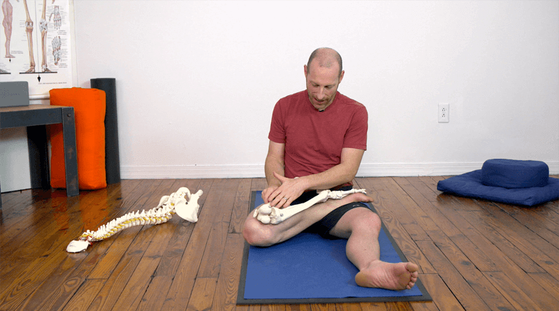 How to practice and teach lotus pose workshop