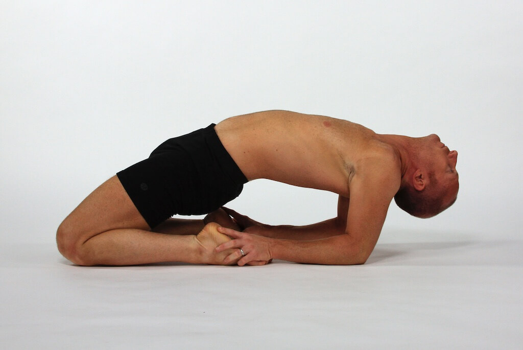Open Hip Flexors Reduce SI Joint Pressure in Backbends
