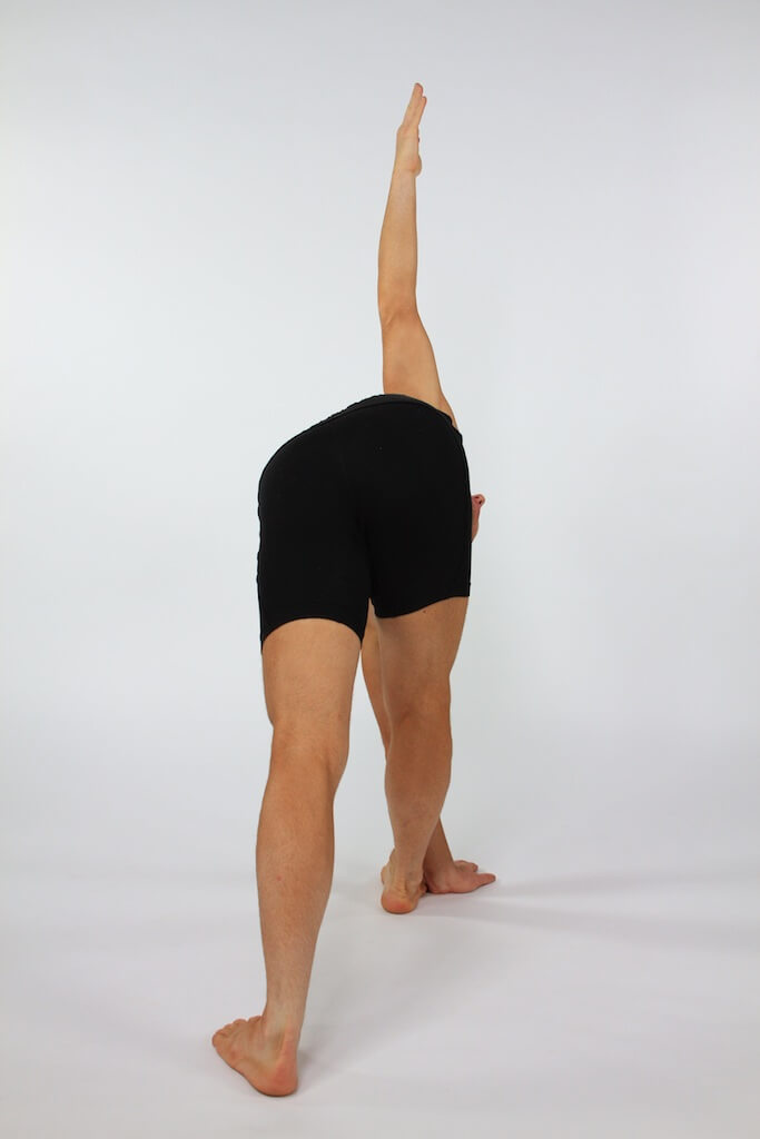 Hip Placement in Twists Can Affect the SI Joints
