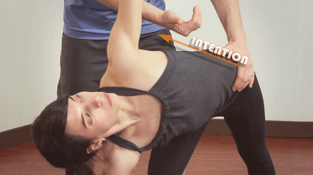 Stabilizing Triangle Pose