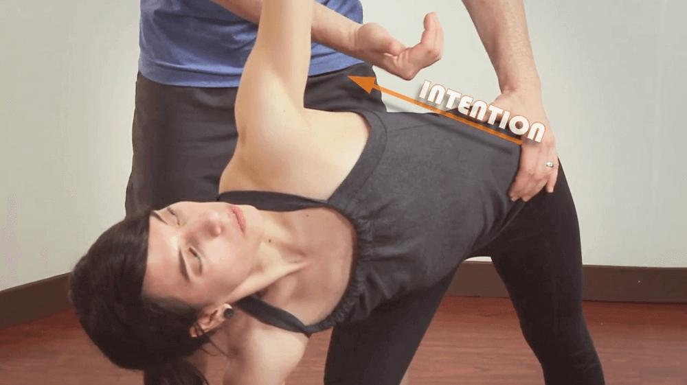 Stabilizing Triangle Pose