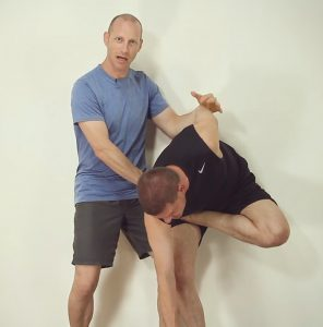 Standing Half-Bound Lotus Pose