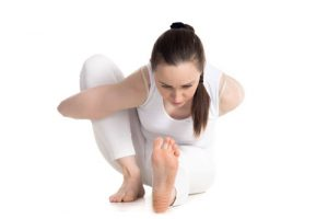 Should You Put The Sit Bone Down In Marichyasana?