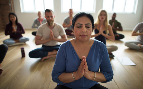 "Featured image for ""Can Yoga Practice Reduce Obesity And Metabolic Syndrome?"""