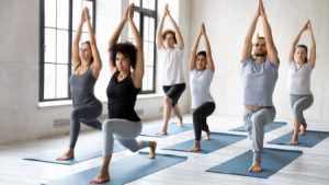 Muscle Activation In Yoga