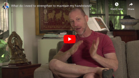 What To Strengthen To Maintain Handstand
