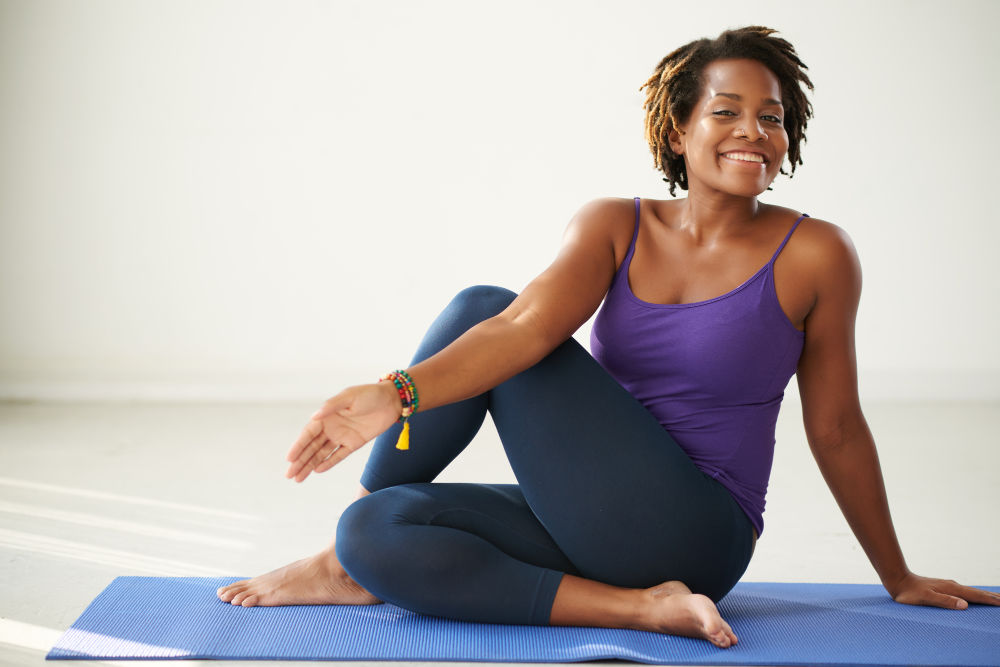 Yoga Improves Mood And Cognitive Function