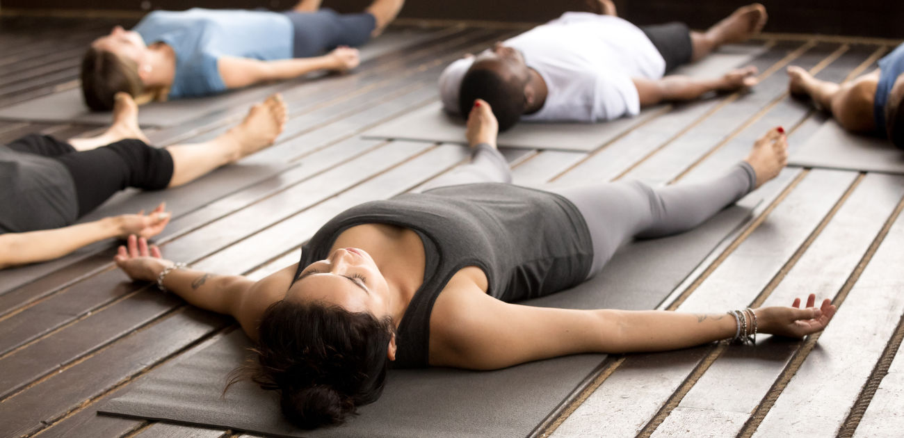 How Does Yoga Reduce Stress?