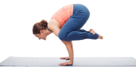 "Featured image for ""How To Do Bakasana B"""