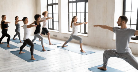 """Featured image for """"Can Verbal Cuing In Yoga Influence Its Effects?"""""""